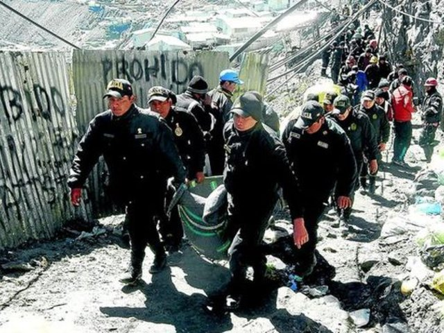 Tragedia en Puno: dos mineros mueren asfixiados por gases tóxicos