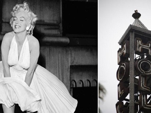 Estados Unidos: arrestan a joven por robar estatua de Marilyn Monroe