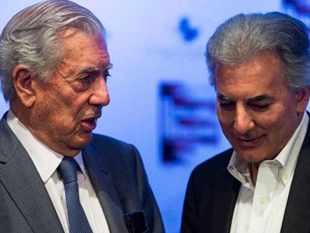 Entérate qué personalidades acompañarán a Vargas Llosa en la FIL 2019