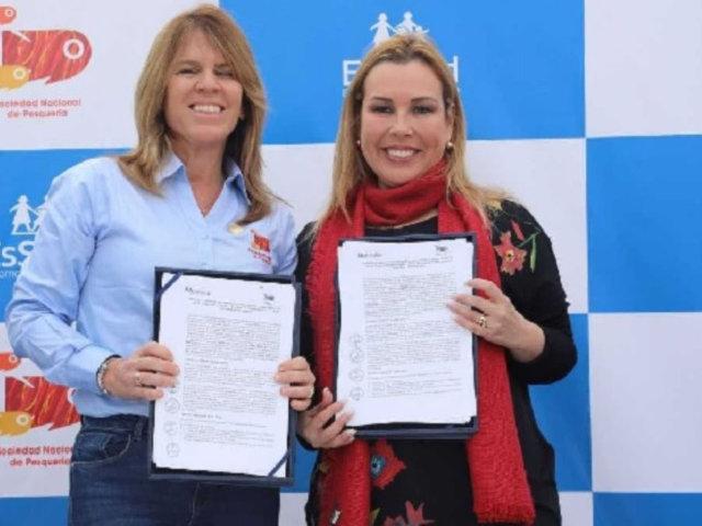 EsSalud y SNP desarrollan campaña de lucha contra la anemia infantil