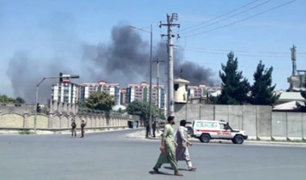 Afganistán: 11 muertos dejó atentado terrorista en Kabul
