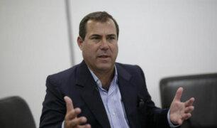 Bruno Giuffra: Subcomisión admite denuncia contra exministro por caso 'Mamanivideos'