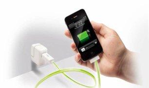 """Estos consejos te ayudarán a cargar """"correctamente"""" el celular para no dañar la batería"""