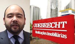 """Diethell Columbus: """"Odebrecht nos está viendo la cara de tontos"""""""