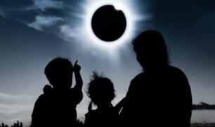 Eclipse solar total: ¿dónde y cuándo se podrá ver en Perú?