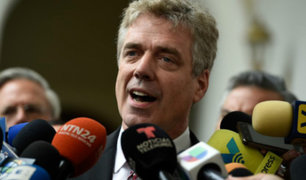 Venezuela: Gobierno anuncia retorno de embajador alemán, Daniel Kriener, tras ser expulsado
