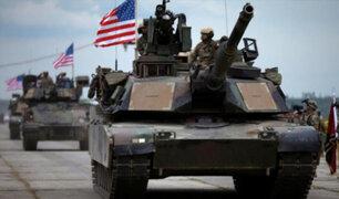 Tanques en la Casa Blanca: Trump contó cómo se celebrará el 4 de Julio