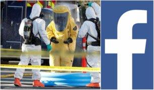 Conoce la sustancia neurotóxica que obligó evacuar oficinas de Facebook