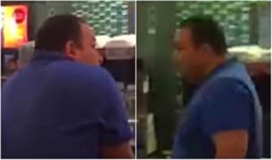 San Miguel: hombre reacciona violentamente porque no accedió a promoción en cine