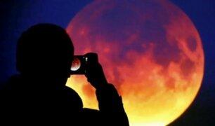 Así se vivió el eclipse solar total en nuestro país