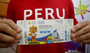 Instalan puntos de venta de entradas para Juegos Parapanamericanos 2019