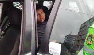 Serenazgo frustra robo a dos mujeres en la avenida Alejandro Tirado
