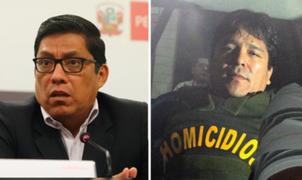 Zeballos sobre fuga de 'Goro': Hay corresponsabilidad del PJ, Inpe y la Fiscalía