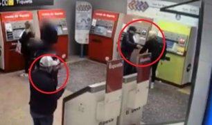 España: detienen a banda delictiva conformada por peruanos
