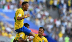 Copa América 2019: Brasil derrotó 2-0 a Argentina