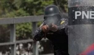 Venezuela: policías disparan perdigones contra adolescente y lo dejan ciego