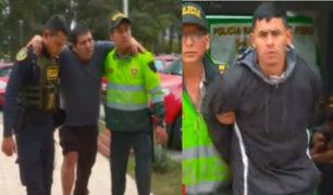 Capturan raqueteros que arrastraron a joven para robarle su celular