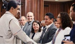 """Vladimir Cerrón: """"Mi viaje a Venezuela lo pagó el gobierno venezolano"""""""