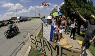 EEUU: piden cerrar campamentos para migrantes detenidos