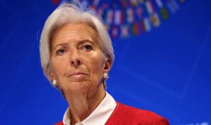 Christine Lagarde confirma su 'renuncia temporal' a la dirección del Fondo Monetario Internacional