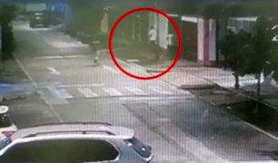 Callao: joven muere acribillado en plena calle