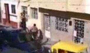 Piura: detenido se escapó de patrulla cuando era llevado a comisaría