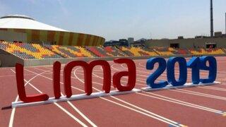 Juegos Panamericanos Lima 2019 tendrá impacto económico de US$ 350 mlls. en el país