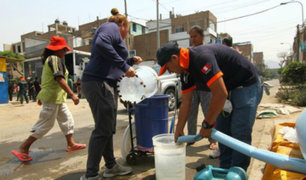 Entérese cómo ahorrar durante estos tres días de corte de agua en Lima y Callao