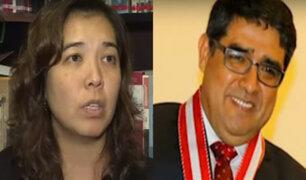 """Romy Chang sobre caso Fujimori: """"lo más sano... hubiera sido que fiscal Rodríguez se inhiba"""""""