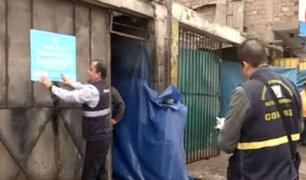 Comas: continuarán operativos sorpresa contra autolavados informales