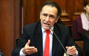 Denuncian a Becerril ante comisión de Ética por discriminación a comunidad LGTBI