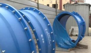 Trabajos de empalmes y reubicación de tuberías culminarán en el plazo establecido, según AATE