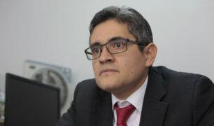 Arequipa: abren investigación a fiscal Pérez por presunto plagio de tesis