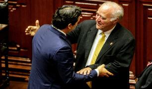Salaverry apoyaría a García Belaunde si este quisiera ser presidente del Congreso