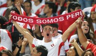 Perú vs. Brasil: Más de 30 mil peruanos alentarán a la 'Blanquirroja' en Río de Janeiro