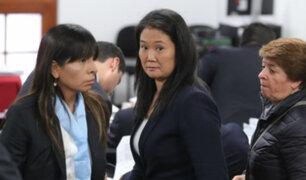 Keiko Fujimori: sentencia por recurso de casación se conocerá el 9 de agosto