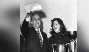 Conozca a la adolescente que llevó a la 'Blanquirroja' a la final de la Copa América de 1975