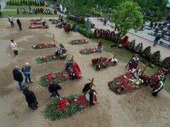 Rusia: entierran en secreto a marineros fallecidos en submarino