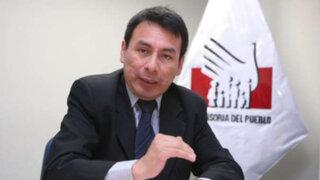 Designan a César Cárdenas Lizarbe como nuevo jefe del INPE
