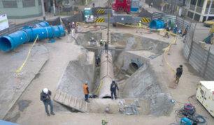 Corte de agua: realizarán pruebas de calidad en nueva red de tuberías