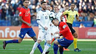 Copa América 2019: Argentina derrotó 2-1 a Chile  y se quedó con el tercer puesto