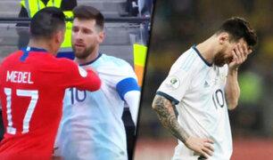 Messi y Medel se perderán la primera fecha de Eliminatorias Qatar 2022