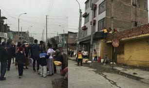 VES: desalojan de vivienda a campeón panamericano de skatebord y a su familia