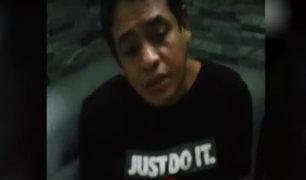 Breña: detienen a delincuente experto en robos a gran escala