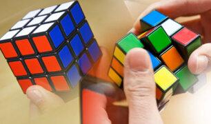 Recordando el majestuoso y casi mágico Cubo de Rubik