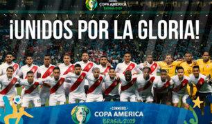 Perú vs. Brasil: Selección envió mensaje de aliento previo a final de la Copa América