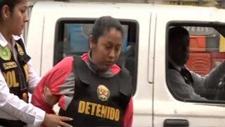 Comas: detienen a mujer que contrató sicarios para matar a su madre