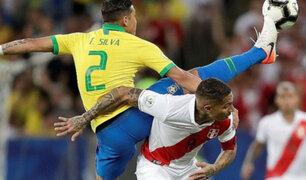 La Bicolor cayó ante Brasil por 3-1 en la final de la Copa América