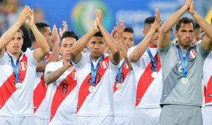 Perú quedó Subcampeón de la Copa América luchando hasta el final