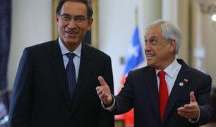 """Presidente de Chile sobre Perú: """"Estamos llamados a ser países hermanos"""""""